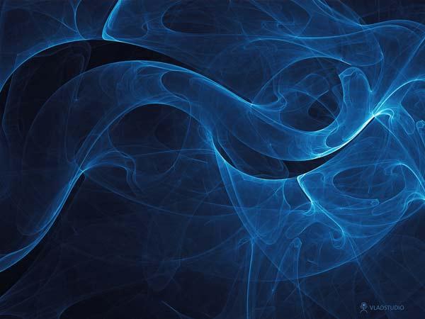 Infinity Blue – by vladstudio