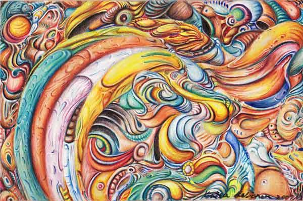 Swirl - by memzu