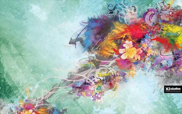 Wallpaper – By Bechira Sorin