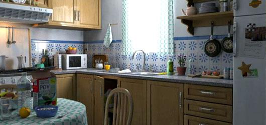 "The Kitchen"" by Jaime Vives Piqueres (2005)"