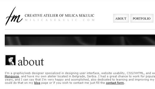 milicasekulic.com