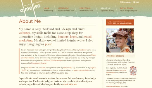 amystoddard.com