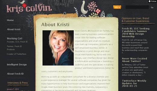 kriscolvin.com