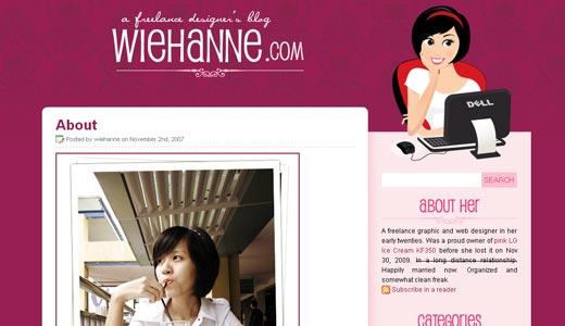 wiehanne.com