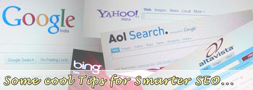 Quick SEO tips to build search engine friendly websites