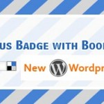 delicious bookmark counter button with total bookmark count