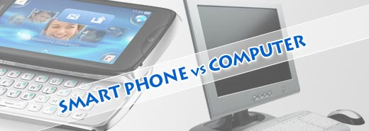 The Minimal Differences between the Smart Phone and the Computer