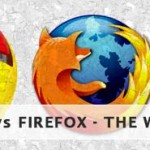 browser war - chrome vs firefox