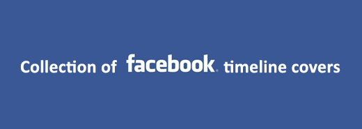 Showcase of creative facebook timeline cover images