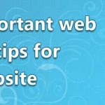 important webhosting tips
