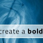 How to create a bold website