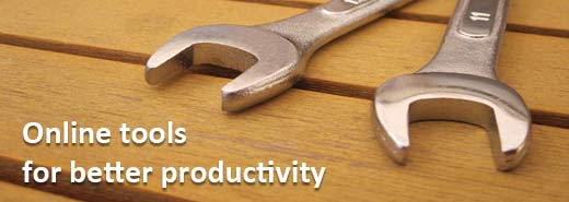 online utilities for better productivity for designers