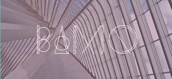 Bamq Typeface - Free download on Behance