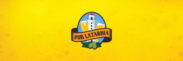 Logo design of a pub