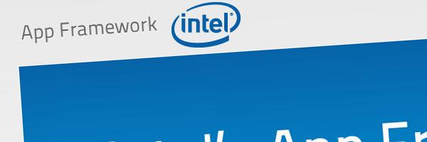 intel app framework