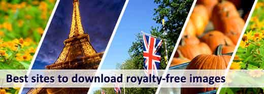 Best Websites for Sourcing Copyright Free Images